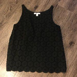 Liz Claiborne tank top blouse